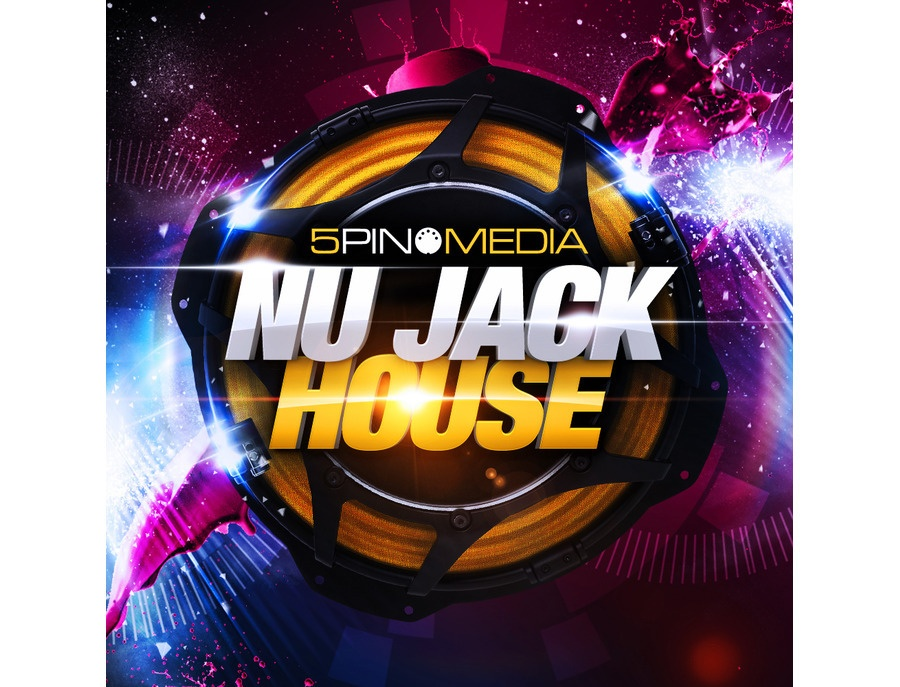 5Pin Media Nu Jack House