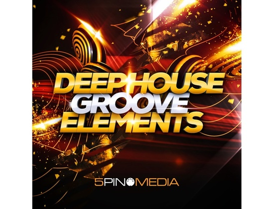 5Pin Media Deep House Groove Elements