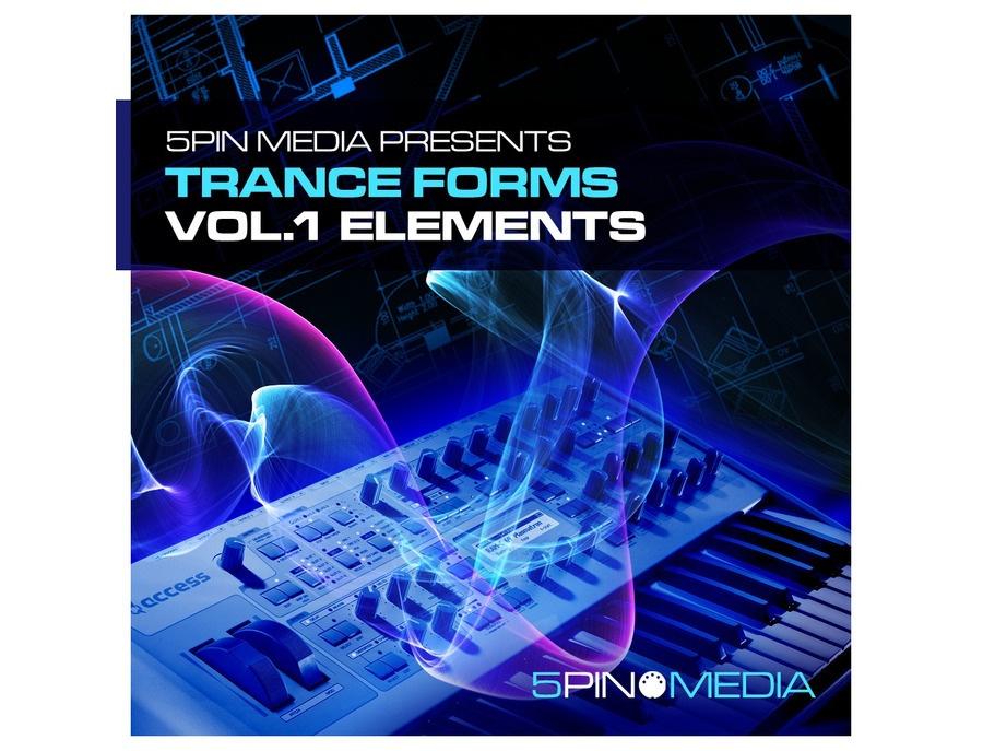 5Pin Media Trance Forms Vol.1 - Elements
