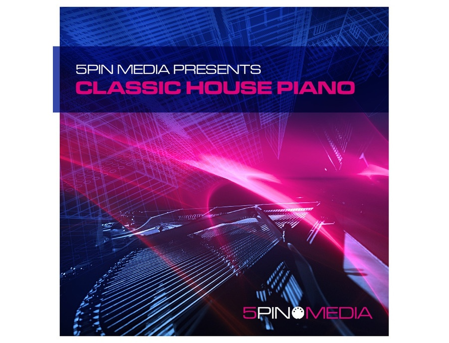 5Pin Media Classic House Pianos