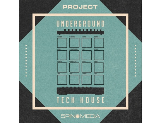 5Pin Media Project - Underground Tech House