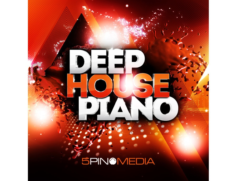 5Pin Media Deep House Piano