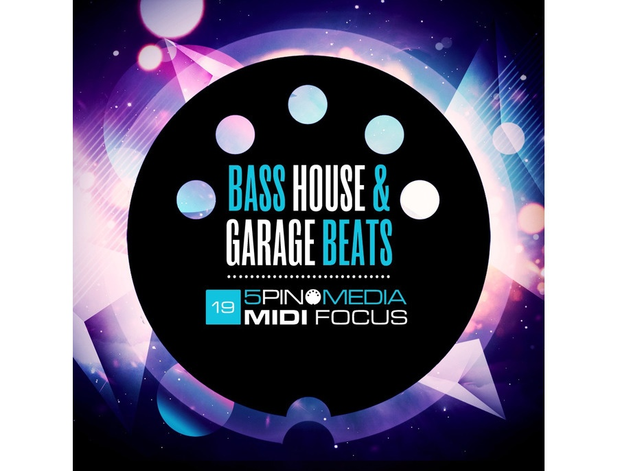 5Pin Media MIDI Focus - Bass House & Garage Beats