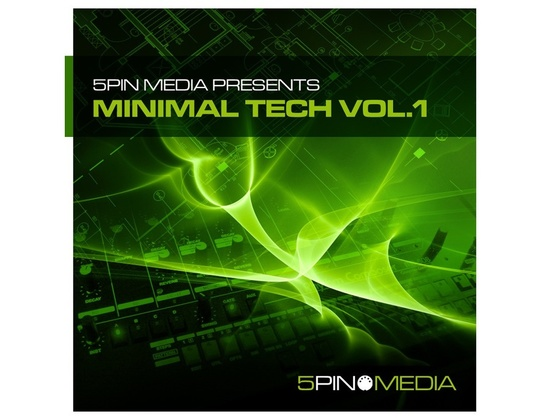 5Pin Media Minimal Tech Vol. 1