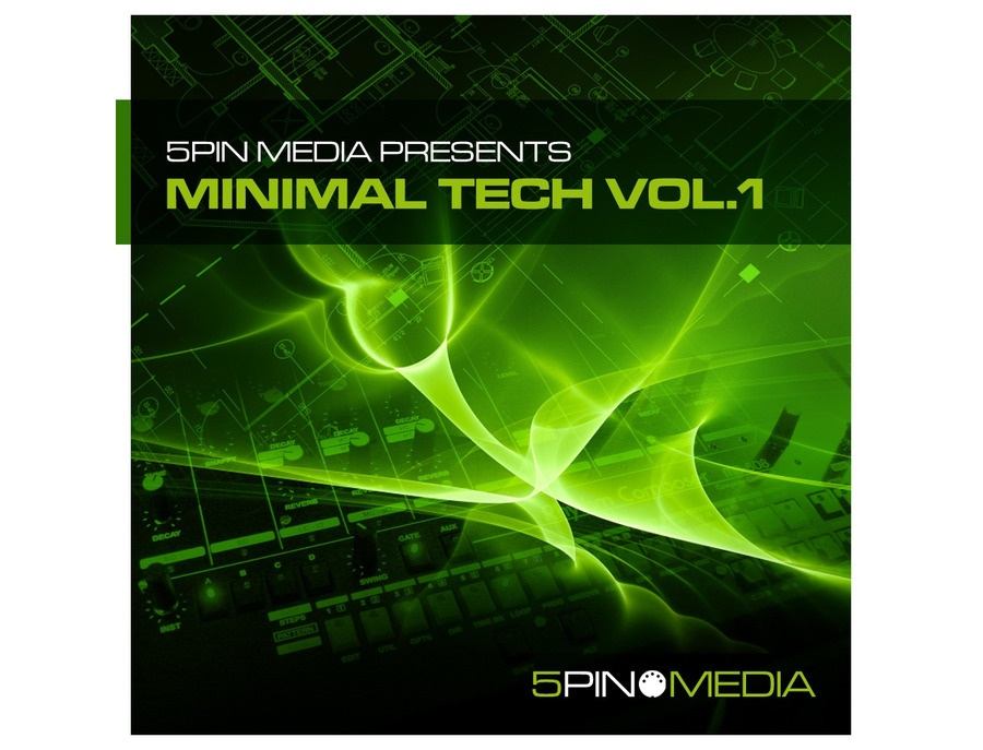 5Pin Media Minimal Tech Vol. 1