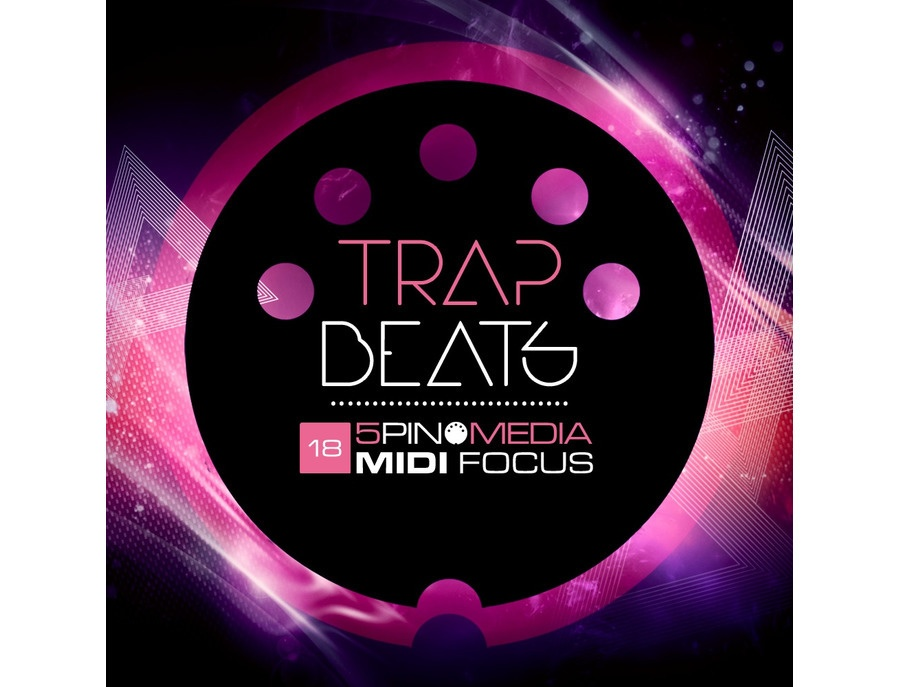 5Pin Media MIDI Focus - Trap Beats