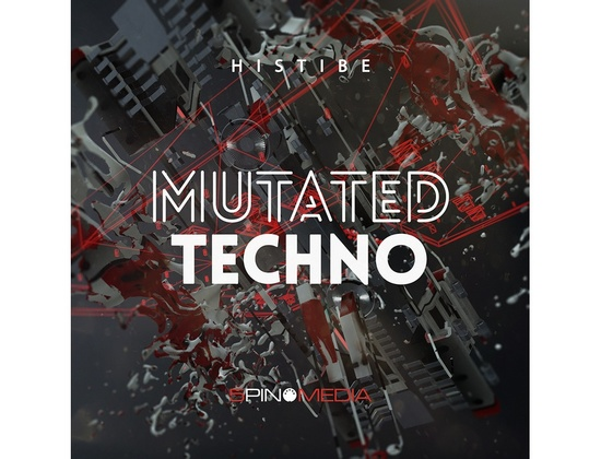 5Pin Media Histibe Mutated Techno