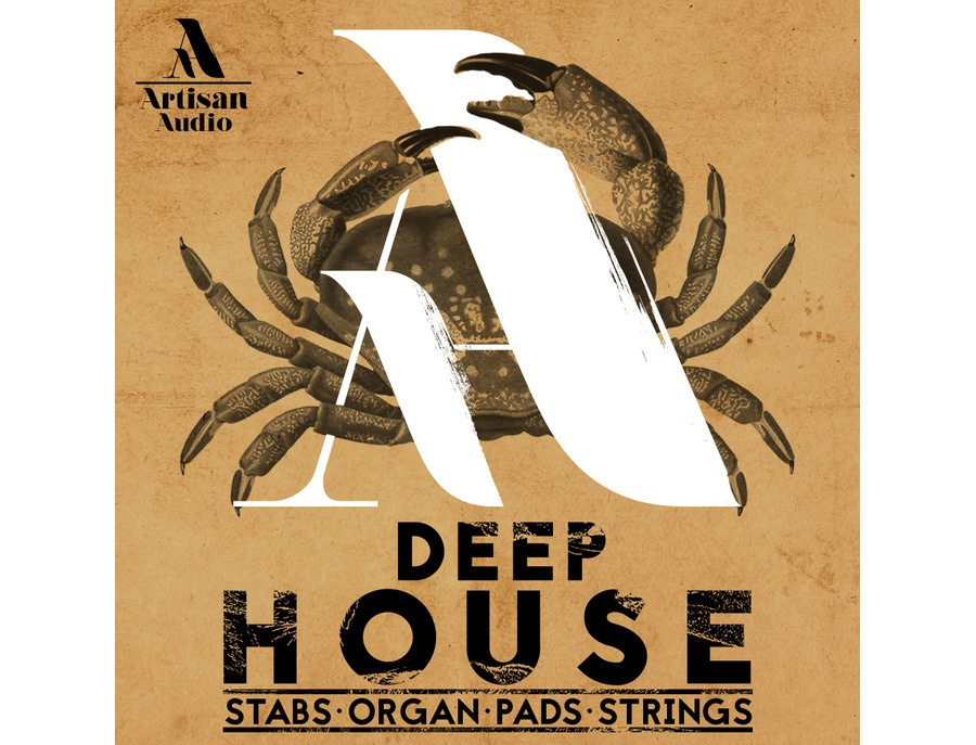 Artisan Audio Deep House: Stabs Organ Pads & Strings
