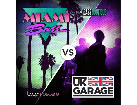 Bass Boutique Miami Bass VS UK Garage