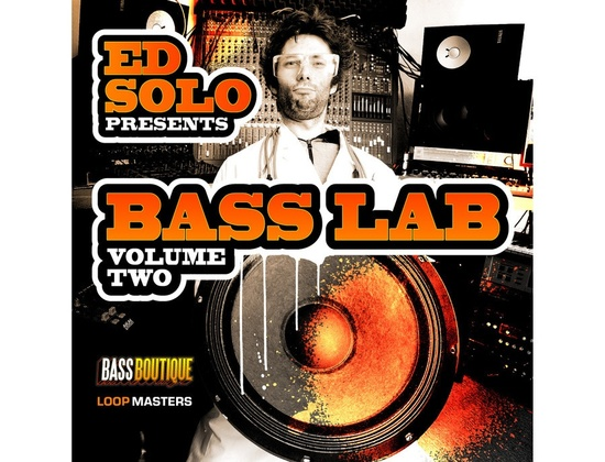 Bass Boutique Ed Solo Presents Bass Lab Vol. 2