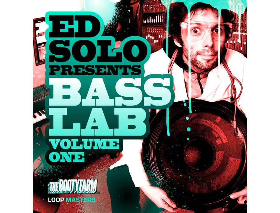 Bass Boutique Ed Solo Presents Bass Lab Vol1