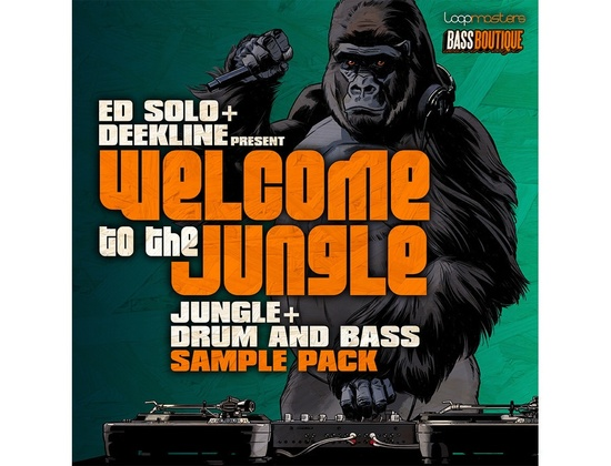 Bass Boutique Ed Solo & Deekline Presents Welcome To The Jungle