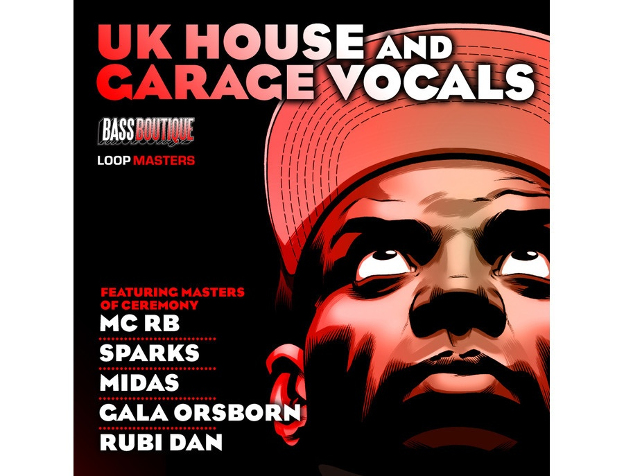 Bass Boutique UK House & Garage Vocals