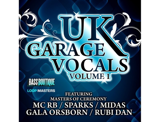 Bass Boutique Uk Garage Vocals Vol1