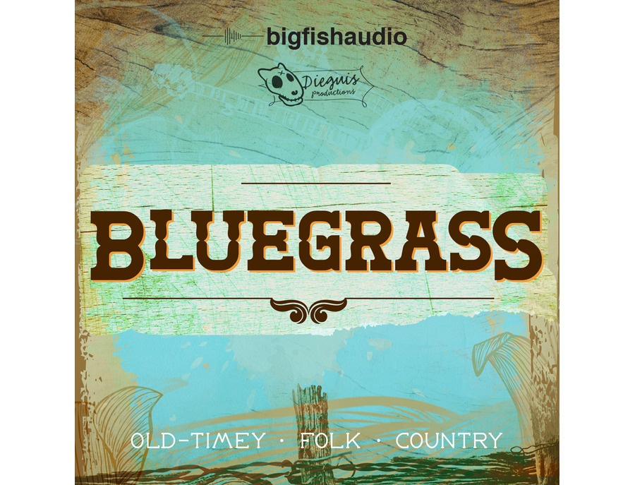 Big Fish Audio Bluegrass