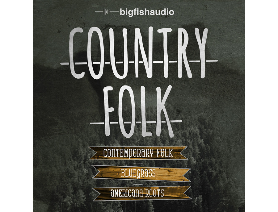Big Fish Audio Country Folk