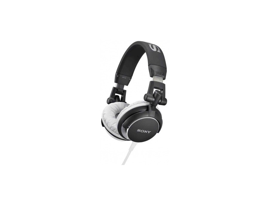 Sony MDR-V55 On-Ear DJ Headphones