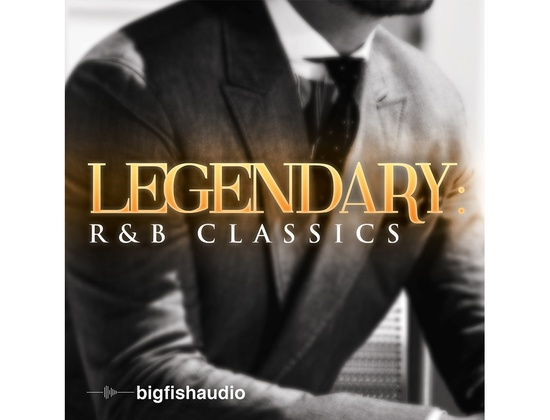 Big Fish Audio Legendary RnB Classics