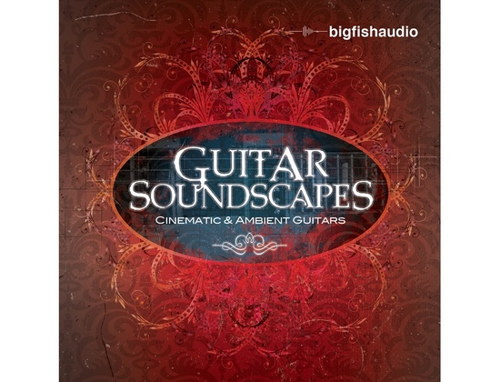 Big Fish Audio Guitar Soundscapes