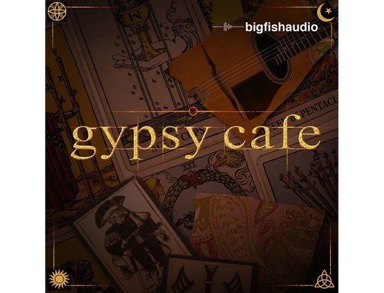 Big Fish Audio Gypsy Cafe
