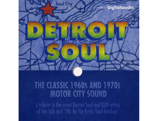 Big Fish Audio Detroit Soul