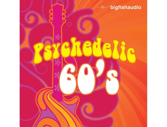 Big Fish Audio Psychadelic 60s