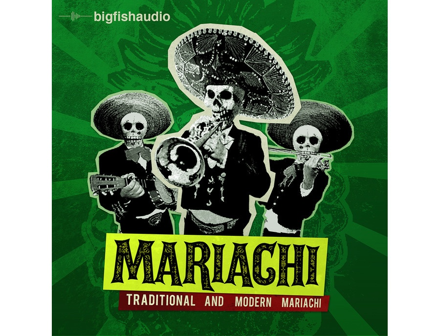 Big Fish Audio Mariachi