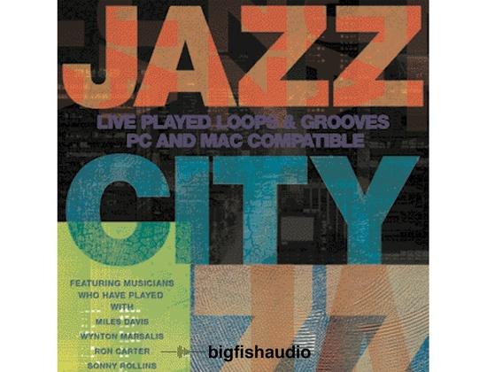 Big Fish Audio Jazz City