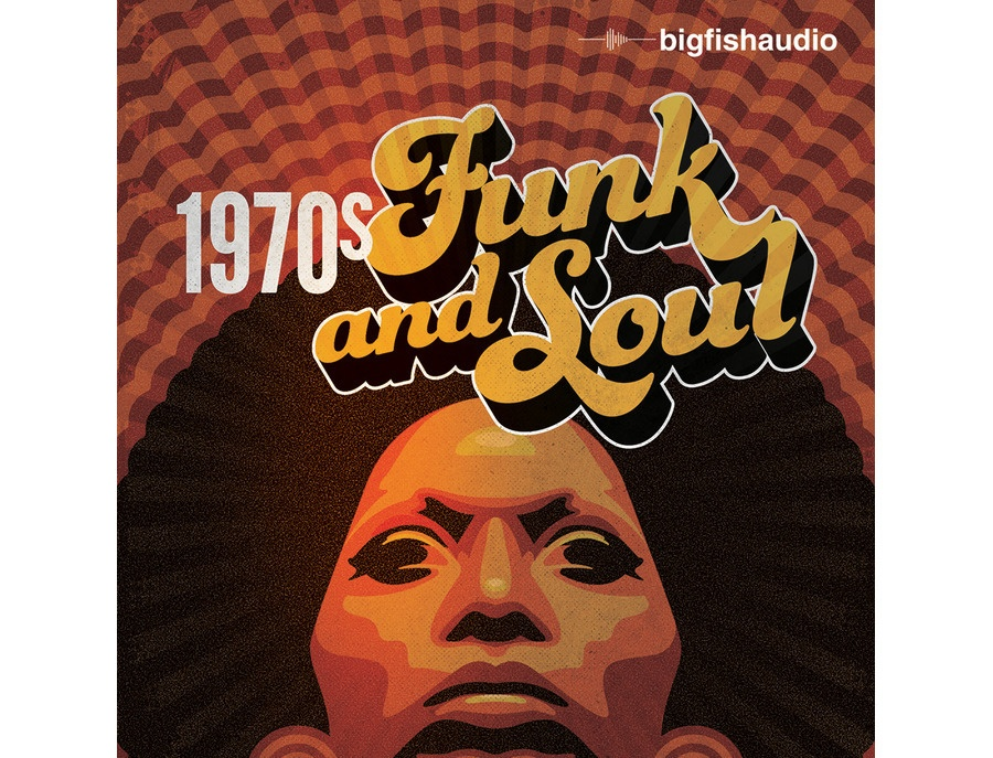 Big Fish Audio 1970's Funk and Soul
