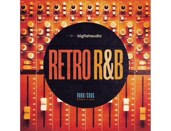 Big Fish Audio Retro R&B