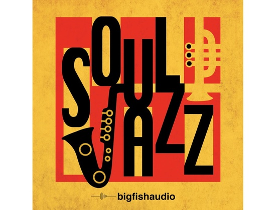 Big Fish Audio Soul Jazz