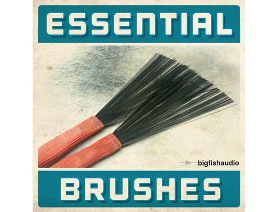 Big Fish Audio Essential Brushes
