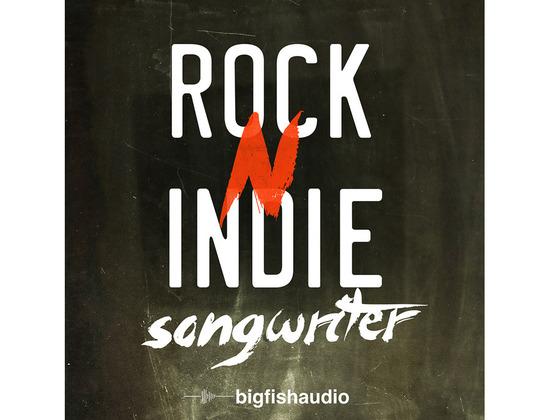 Big Fish Audio Rock N Indie Songwriter