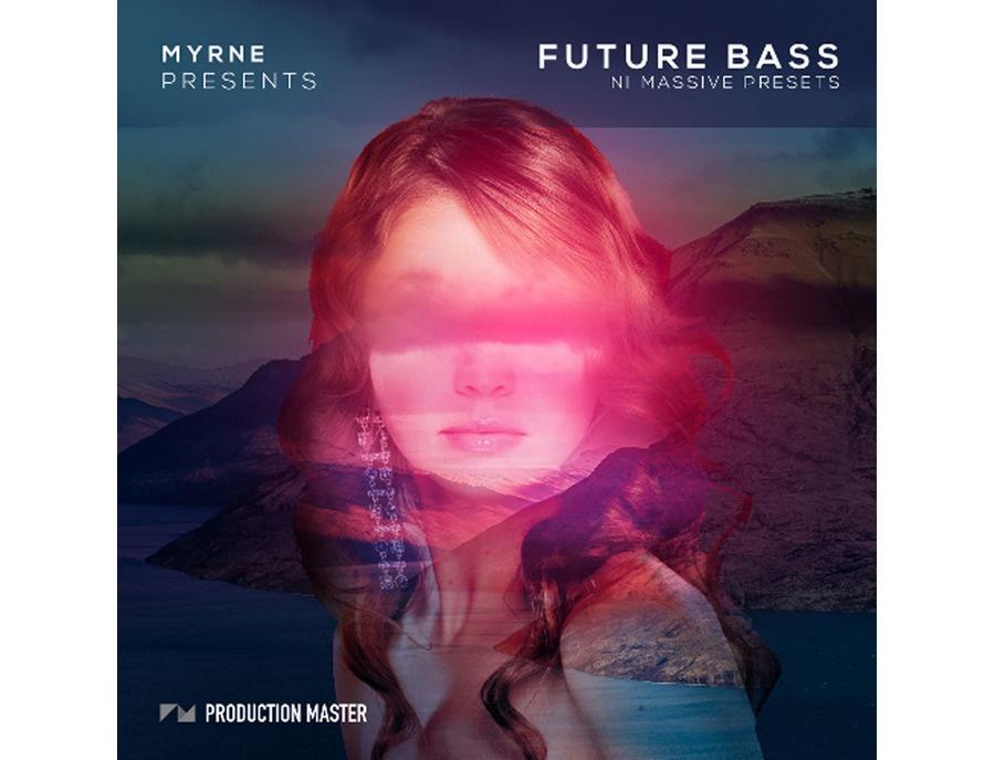 Black Octopus Future Bass NI Massive presets by Myrne