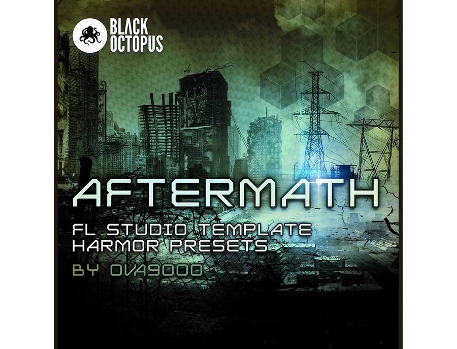 Black Octopus Aftermath - FL Studio Template
