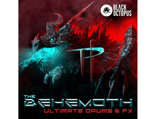 Black Octopus Behemoth:  Ultimate Drums & FX