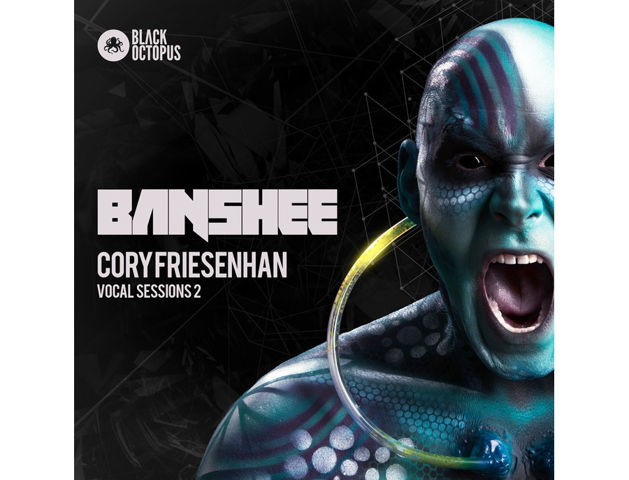 Black Octopus Banshee - Cory Friesenhan Vocal Sessions Vol. 2