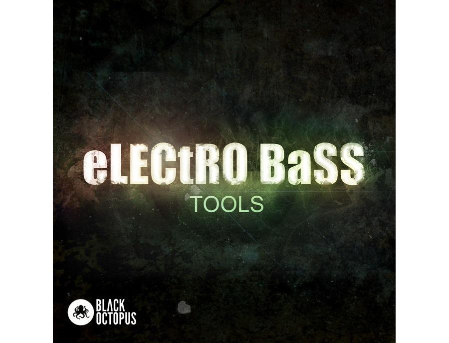 Black Octopus Electro Bass Tools