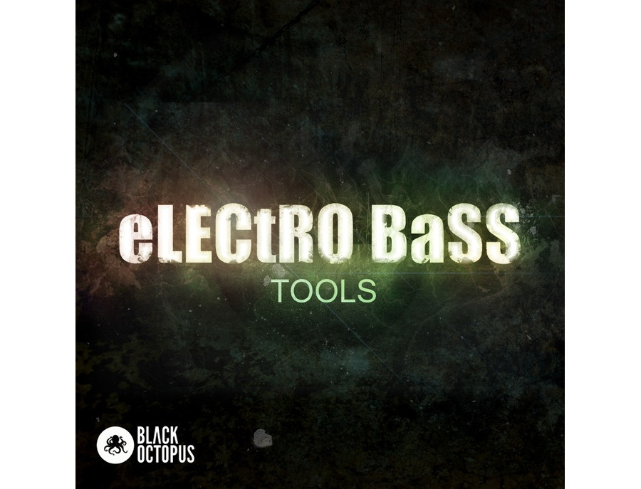 Black Octopus Electro Bass Tools