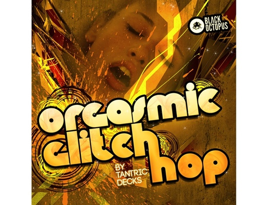 Black Octopus Orgasmic Glitch Hop - By Tantric Decks
