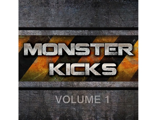 Black Octopus Monster Kicks Volume 1