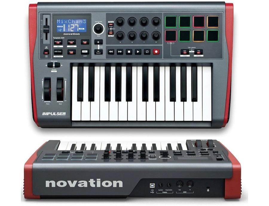 Novation Impulse 25