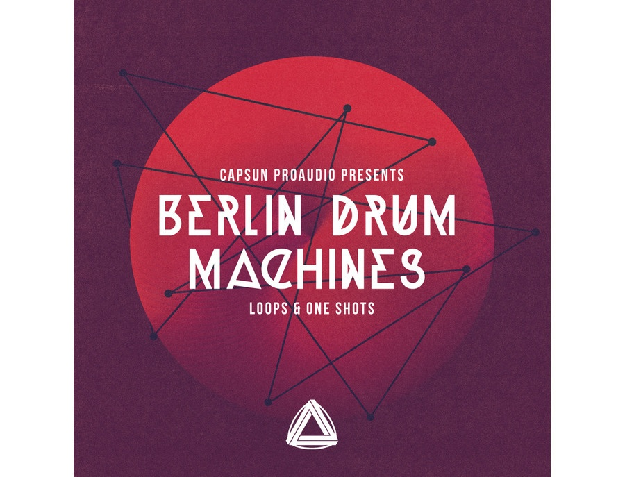 CAPSUN ProAudio Berlin Drum Machines