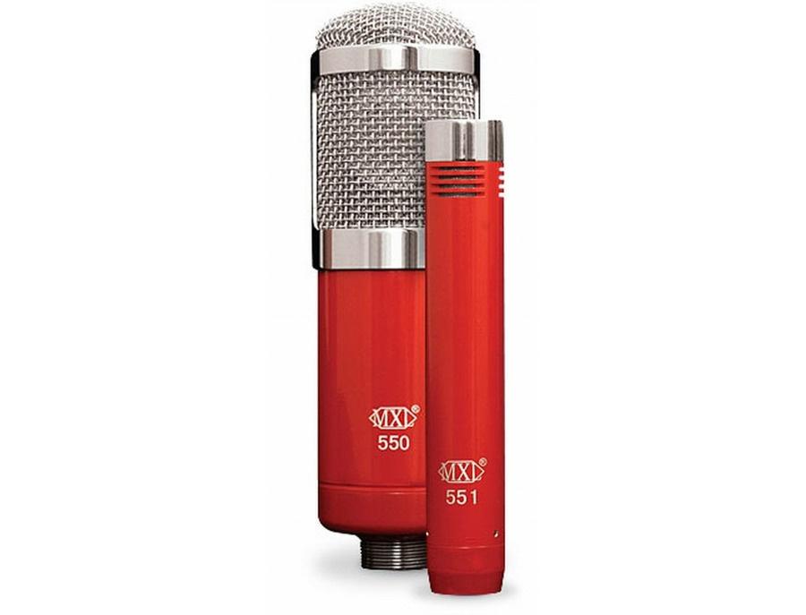 MXL 550/551 Condenser Microphones