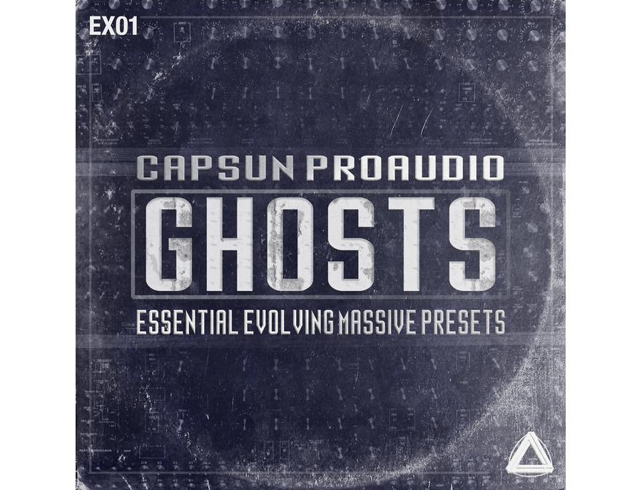 Capsun proaudio ghosts essential evolving massive presets xl