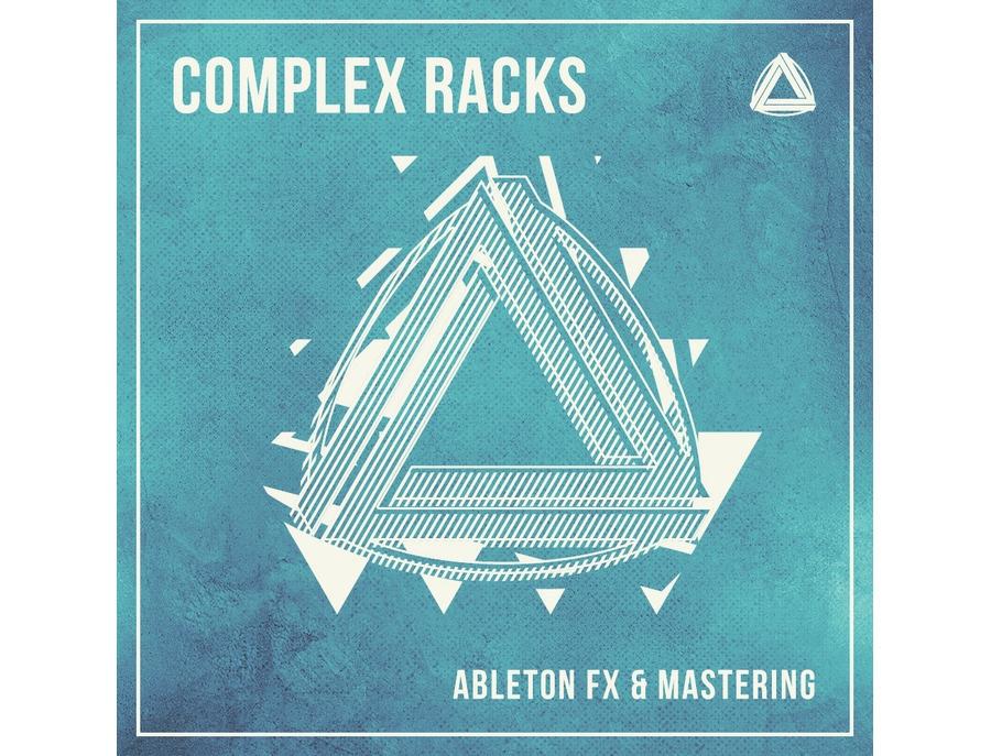 CAPSUN ProAudio Complex Racks: Ableton FX & Mastering Racks