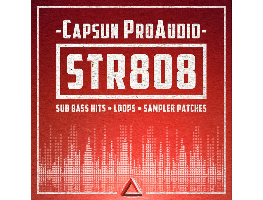 CAPSUN ProAudio STR808 - Sub Bass