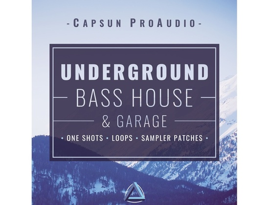 CAPSUN ProAudio Underground Bass House & Garage