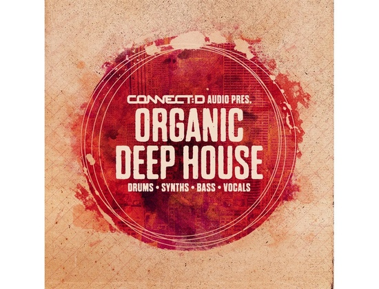 CONNECTD Audio CONNECTD: Organic Deep House