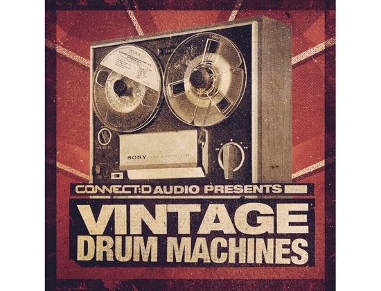CONNECTD Audio Vintage Drum Machines